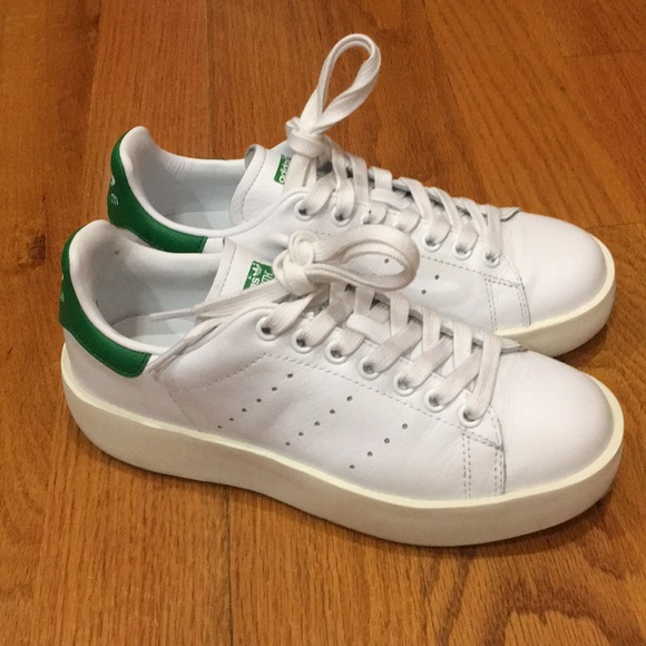 adidas Shoes | Stan Smith Bold Sneakers | Poshmark